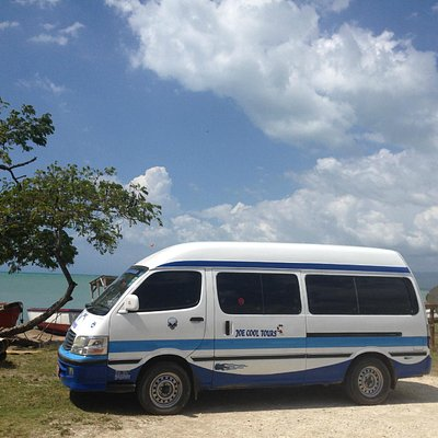 Joe Cool Taxi At Paratee Beach