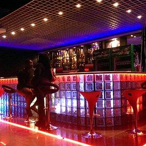discorium bar