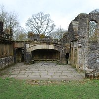 The Great Fireplace at Wycoller