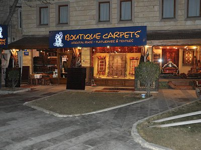 Boutique Carpets