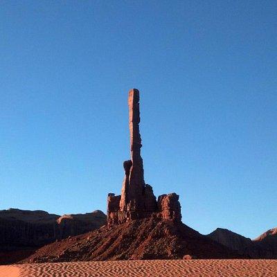 Totem Pole sunrise tours. One of many photography locations!