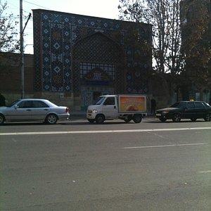 Un po' d'Iran a Yerevan