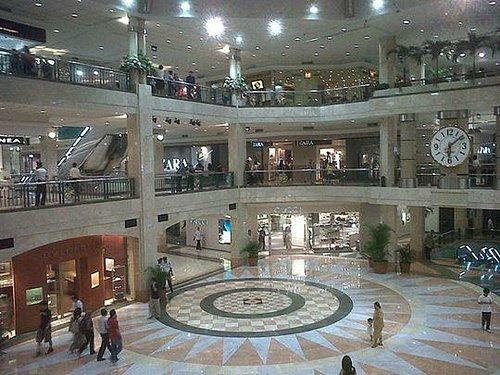 Pondok indah mall center
