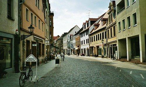 Centro urbano Wittenberge