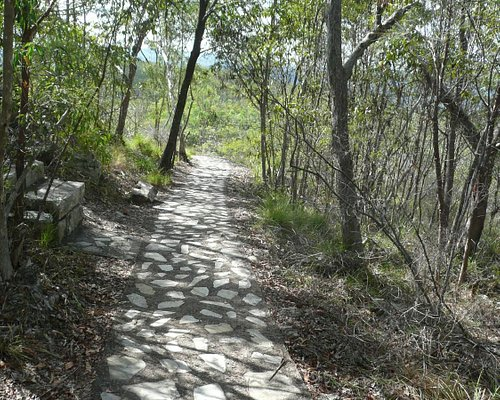 Easy and well kept path
