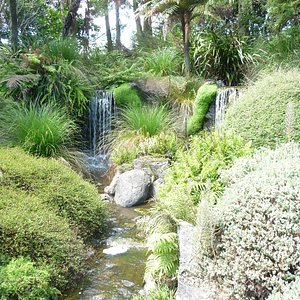 An example water feature