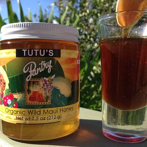 Organic Maui Honey