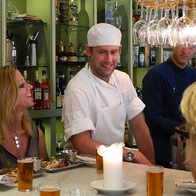 Chef at Nytorget 6 tells us about rotesseri