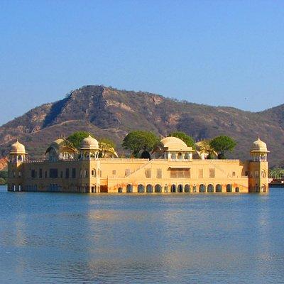 Lake Man Sagar