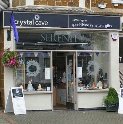 Crystal shop & Therapy Centre
