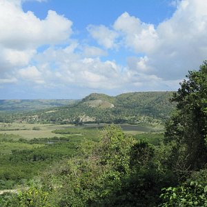 View of Yumuri Valley from Monserrate
