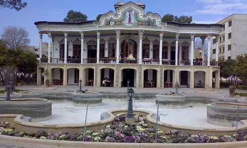 Shapouri Pavilion & Garden