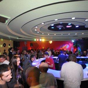 Interior de la sala (Discoteca Sivas)