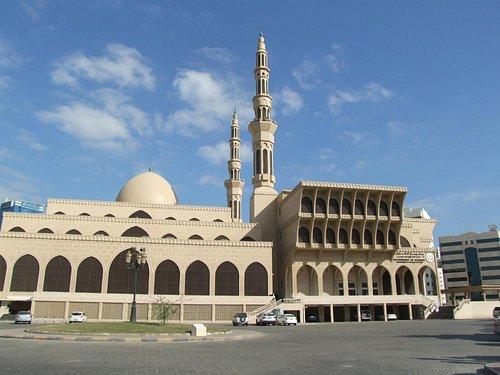 King Faisal Mosque 1