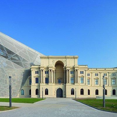 Militärhistorisches Museum der Bundeswehr Dresden / Military History Museum Dresden