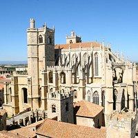 La Cathédrale St Just et St Pasteur