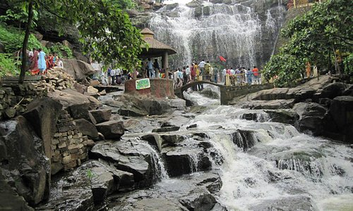 GHATARANI Waterfall