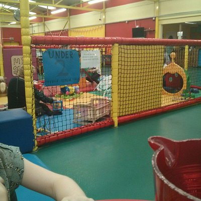 Baby area. Fully equipped. Lots to do