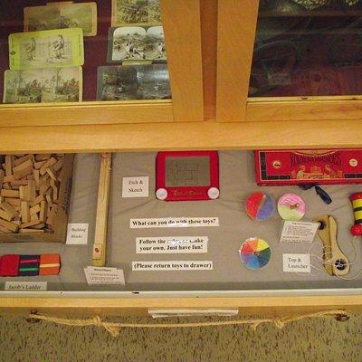 Hands on Toy Exhibit