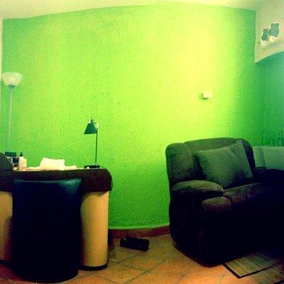 manicure & pedicure here