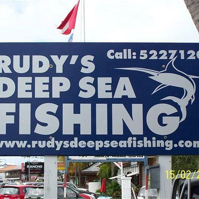 Keep an eye out for Rudy's NEW sign!