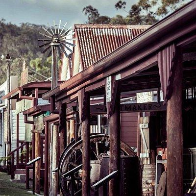 Main Street, Historic Village