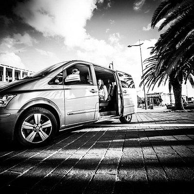 our fleet is Mercedes Benz deluxe sedans, minivan and comfortable van.