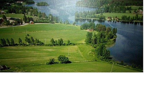 Mikon Majat on the lake