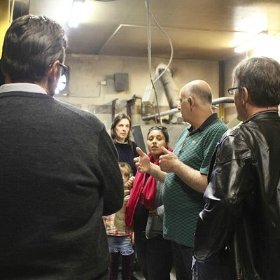 Go behind the scenes - I Ate My Way Through Granville, Lebanese food tour
