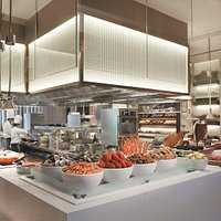 Marriott Cafe - Buffet Lineup