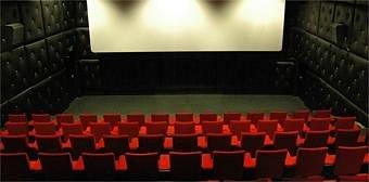 Cinema ZED zaal