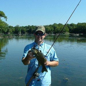 September Fishing Trip - Upper Potomac - Guide Zach Hartman