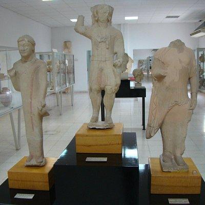 археологический музей Ларнаки