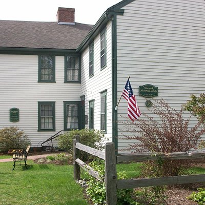 Arnold House - Warwick Historic Society