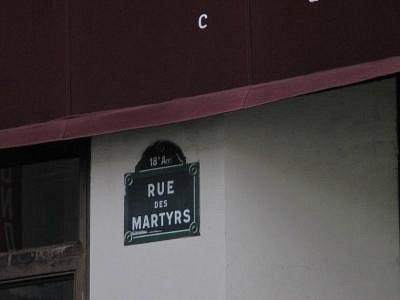 マルティル通り