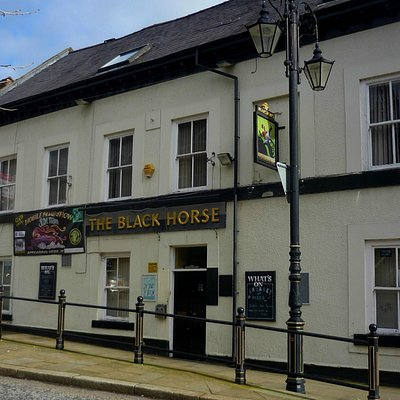 The Black Horse, Yorke Street, Wrexham