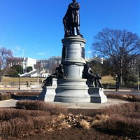 James Garfield Statue, Washington DC
