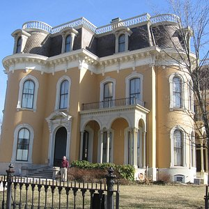 The Culbertson Mansion State Historic Site