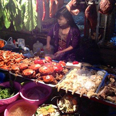 Yangoon China Town