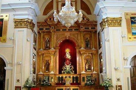 Altar, Nuestra Senora de Los Remedios