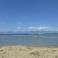Plaża w Nin