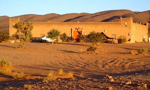 Porte de Sahara ouzina