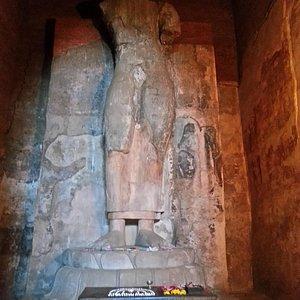 Statua del triplice inchino