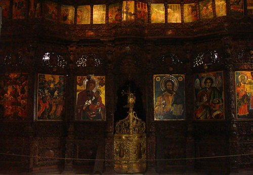 Skopje - Holy Savior Church