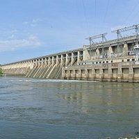 the dam again