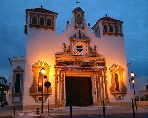 Parroquia Nuestra Señora del Carmen(La Antilla).