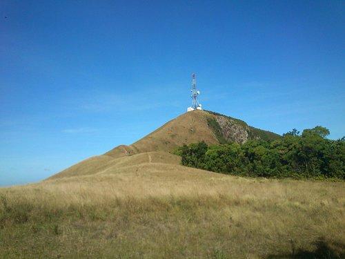 Summit of Mt. Dalara
