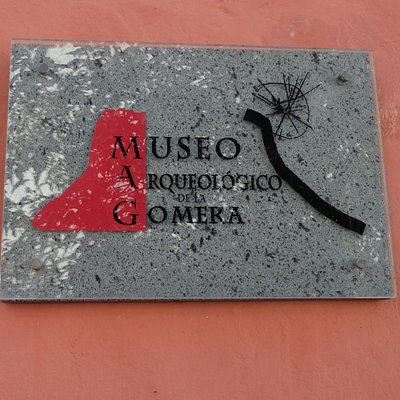 Wall Sign outside Museum