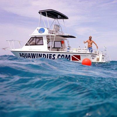Aqua Windie's Boat