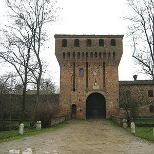 Il castello di Paderna